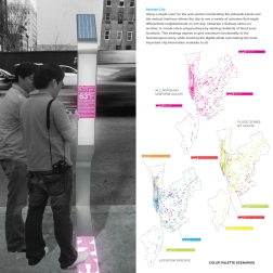 The network of 11,000 payphones throughout the city represents an important opportunity to supporting urban resilience.